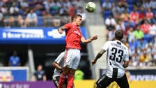يوفنتوس يتغلب على بنفيكا في كأس الأبطال