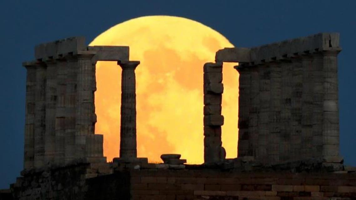 Lunar eclipse of the century from around the world