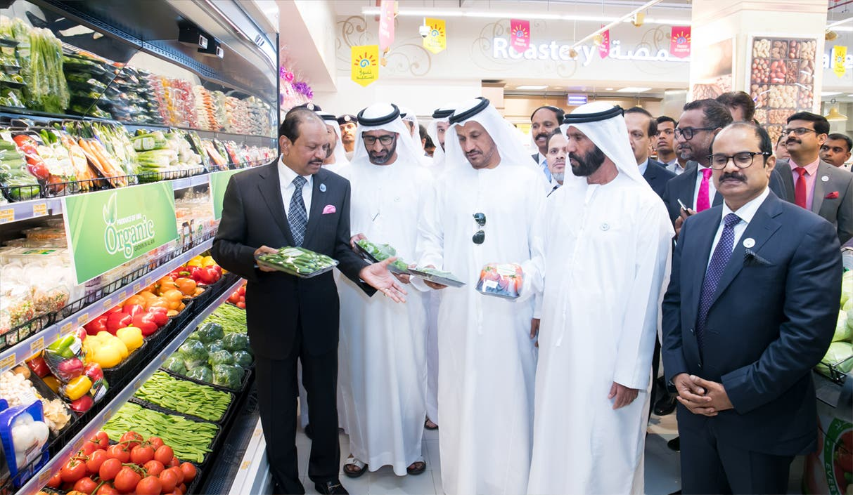 His organization has different verticals, from the hypermarkets and shopping malls to hospitality and trading. (Supplied)