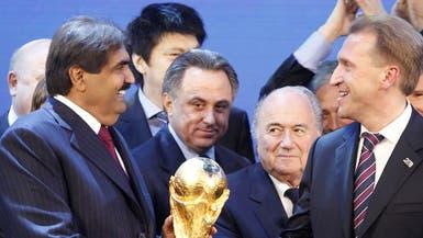 """لوموند: """"الرشى"""" وزيادة عدد المنتخبات تهددان مونديال قطر"""