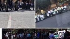 کرنسی کی شدید گراوٹ سے ایرانی صوبے اور تہران کا بازار مفلوج