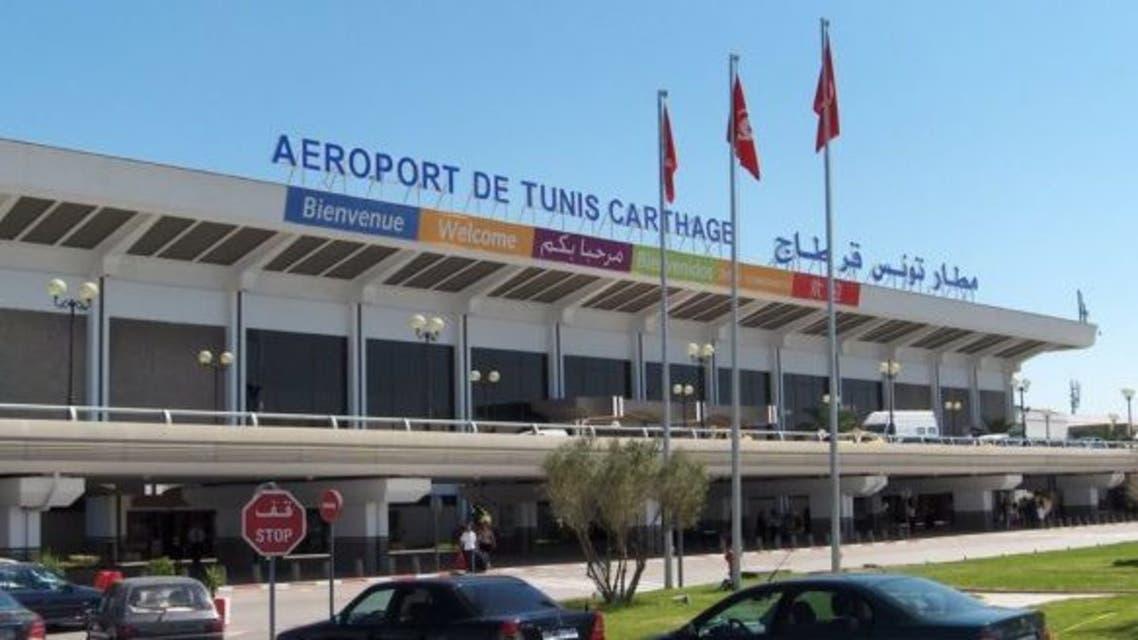 مطارات تونس