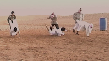 Q&A: 'Path of blood' shows Qaeda's videos during terror campaign in Saudi Arabia