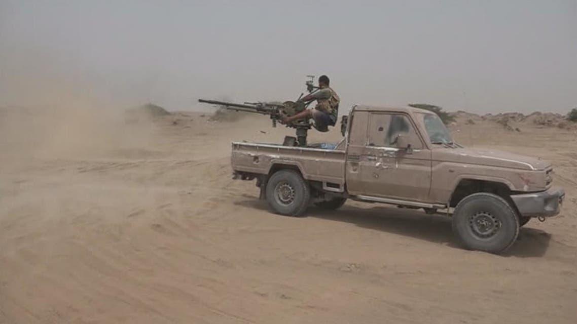 الجيش اليمني يبدأ عملية عسكرية شرق الحديدة