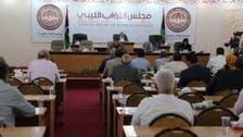 شاهد.. عراك بالأيدي وتبادل للكمات بجلسة البرلمان الليبي