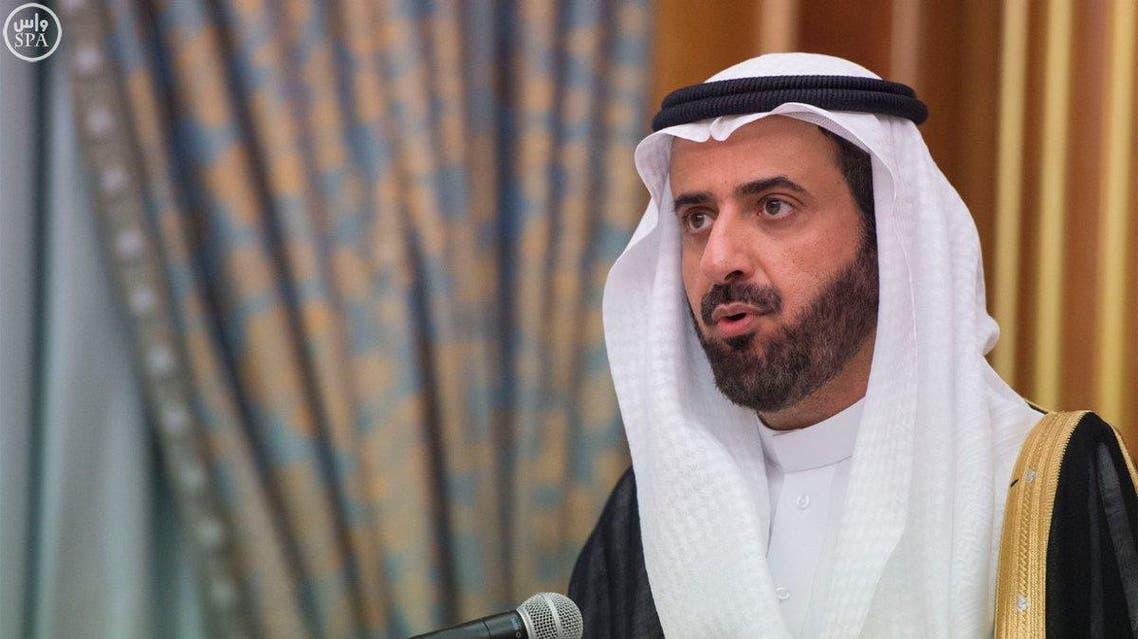 Saudi Minister of Health Tawfiq Al Rabiah