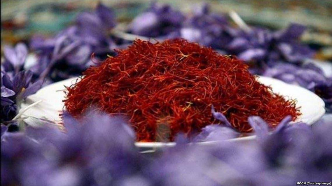 زعفران بی کیفیت وارداتی از ایران بنام افغانستان به خارج صادر می گردد