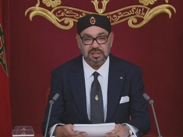 ملك المغرب يتعهد بتوفير الظروف لتنفيذ البرامج التنموية