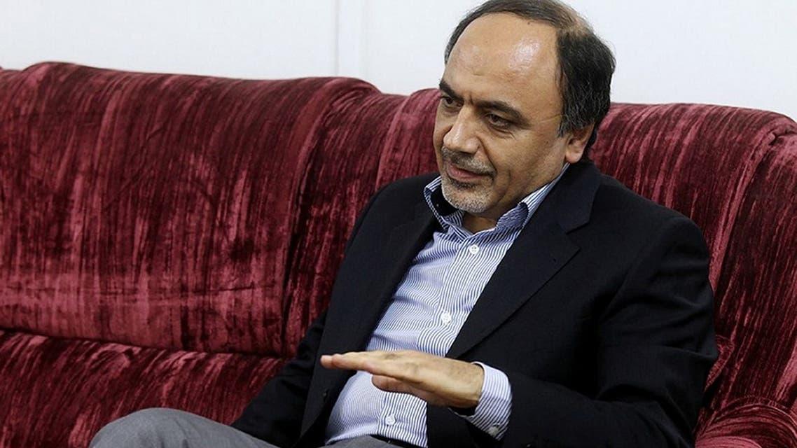 حميد أبو طالبي مستشار الرئیس الإیراني حسن روحاني