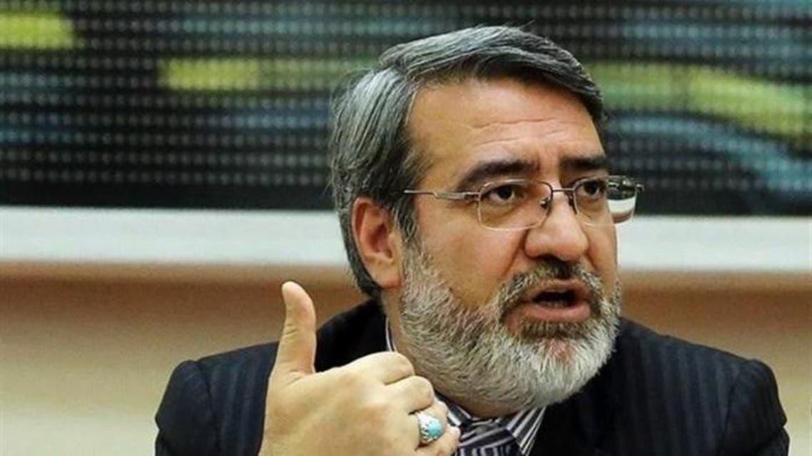 عبدالرضا رحمانی فضلی وزیر کشور ایران