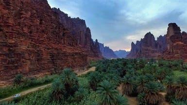 """""""وادي الديسة"""".. عنوان جديد للسياحة في غرب السعودية"""