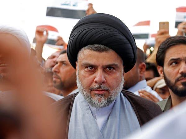 العراق.. الصدر يشترط على المتظاهرين عدم غلق الشوارع والساحات