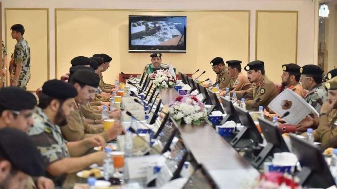 Commander of Umrah security forces heads meeting on upcoming Hajj season