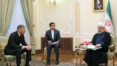 روحاني يتراجع: لا نسعى لعرقلة تدفق نفط المنطقة