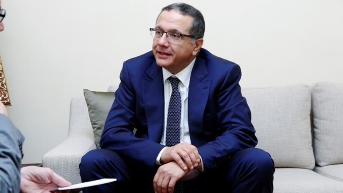 وزير المالية والاقتصاد المغربي المعزول محمد