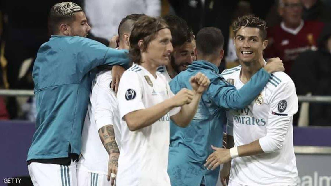 ستاره دیگری از رئال مادرید احتمالا به رونالدو بپویندد