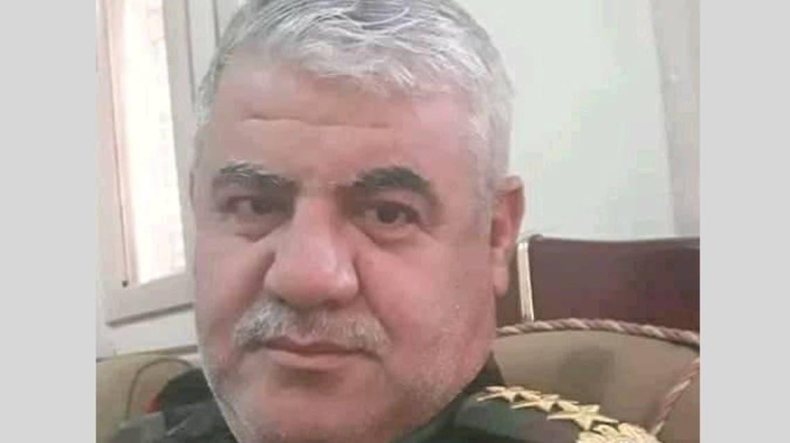 نديم أسعد العميد في استخبارات النظام السوري الجوية