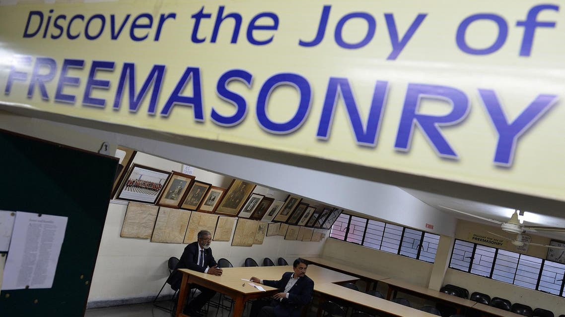 England's Freemasons