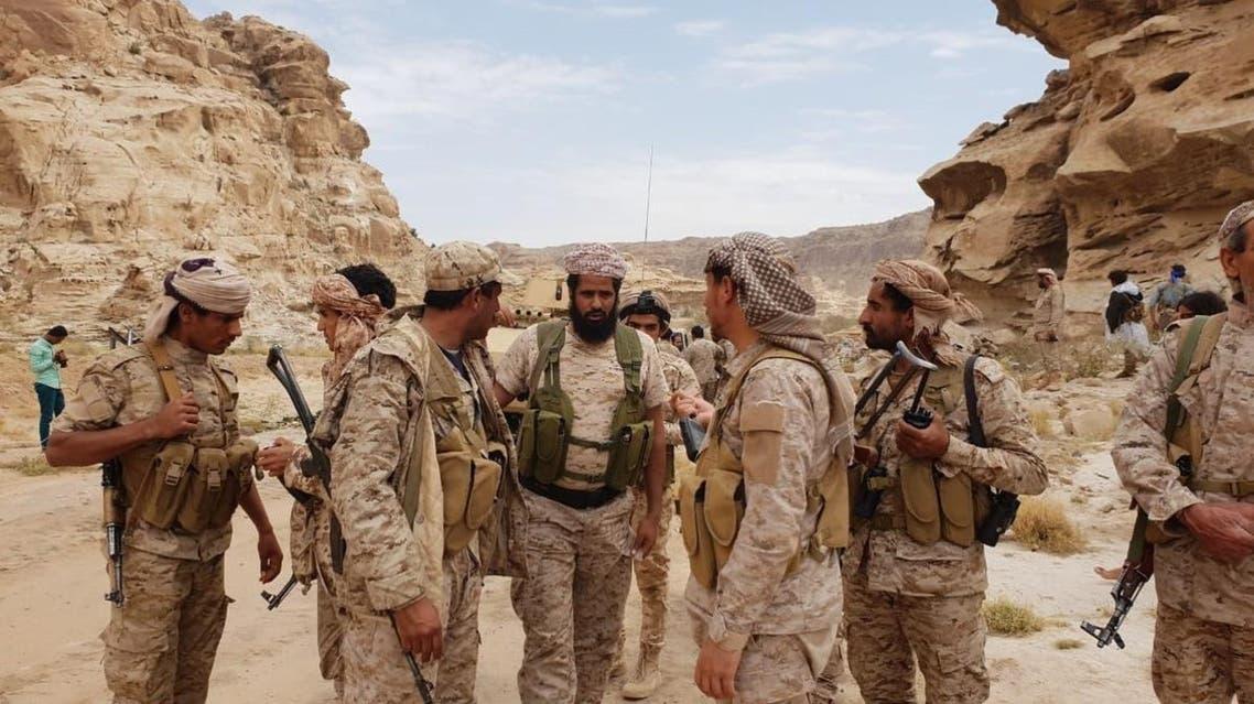 Saada army control (Supplied)