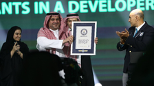 With 2,950 participants from 100 countries, Hajj Hackathon makes Guinness Record