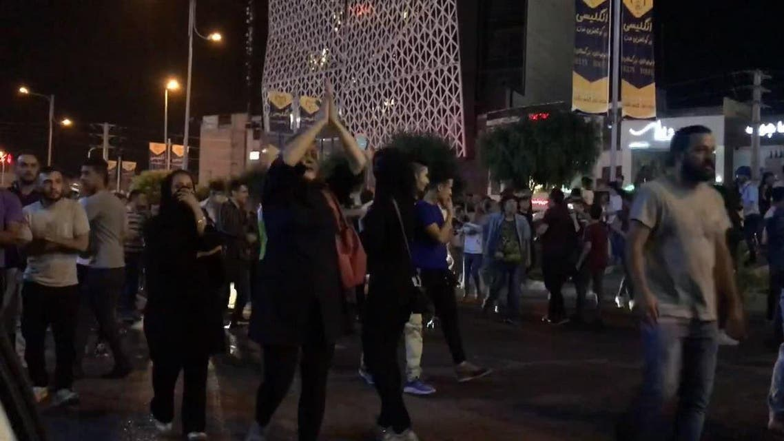 Iran protests 4 (Supplied)