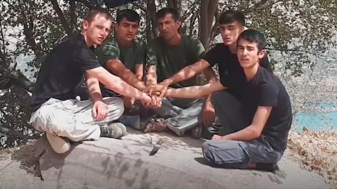 داعشيون من طاجيكستان