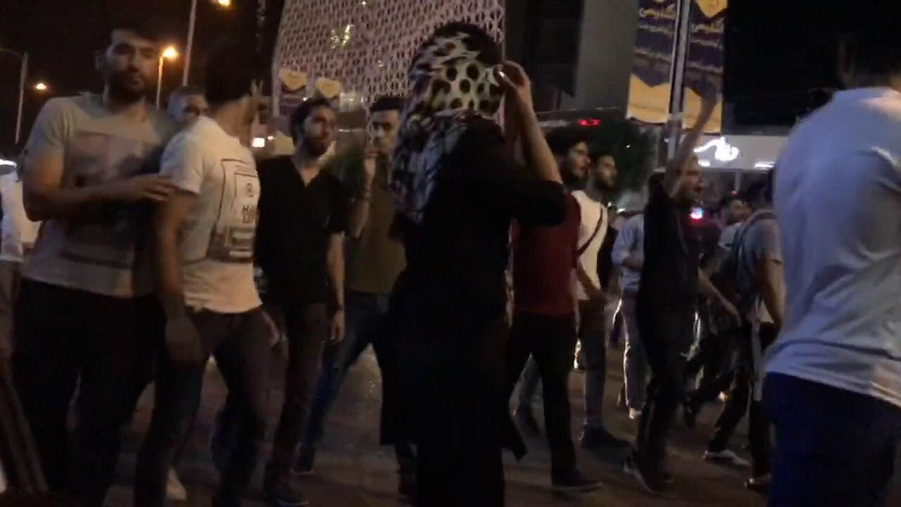 Iran protests 3 (Supplied)