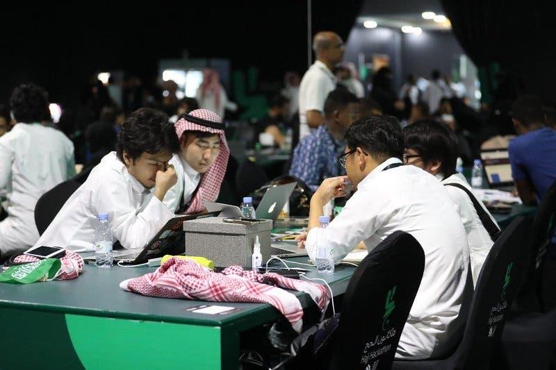 Japanese team Hajj hackathon 5 (Supplied)