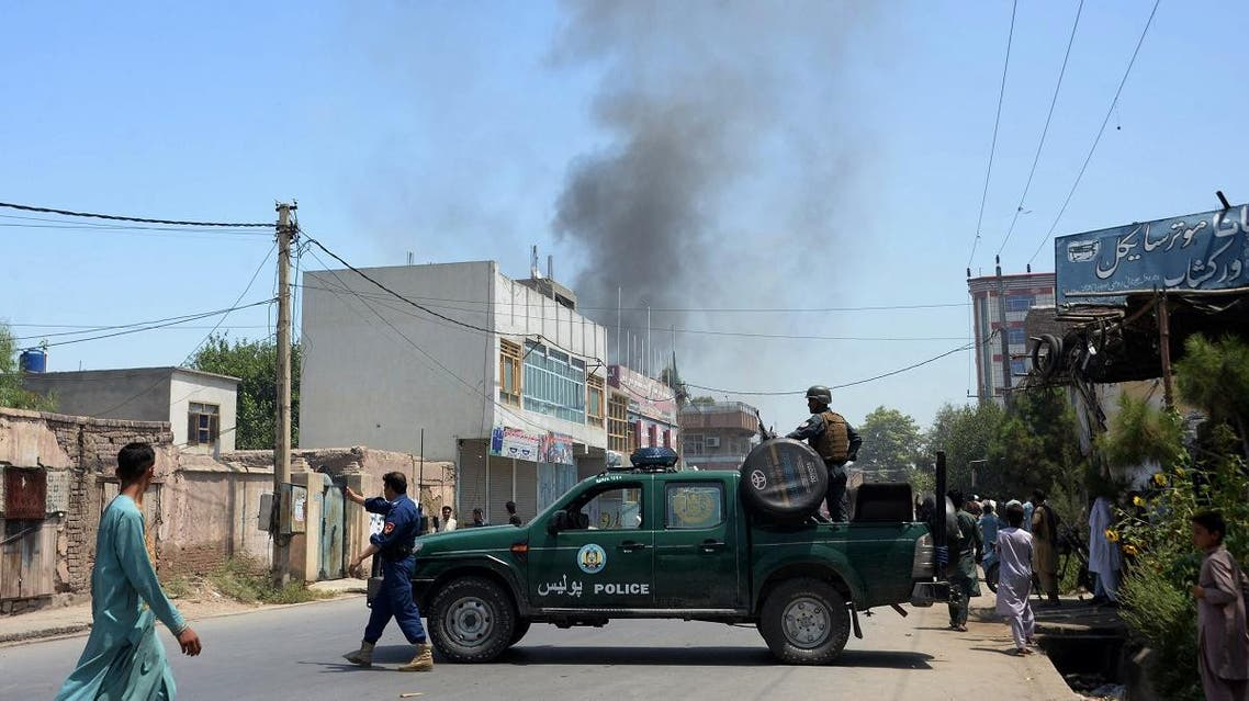 afghanistan security (AFP)