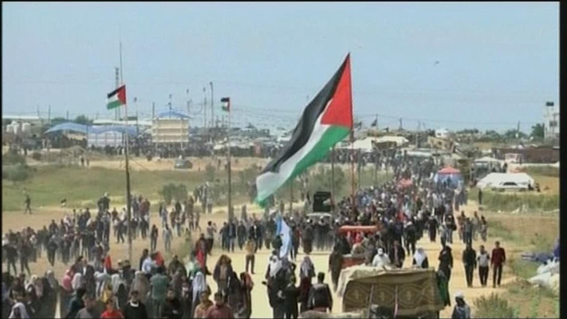 THUMBNAIL_ حماس تجتمع بكل قياداتها في غزة