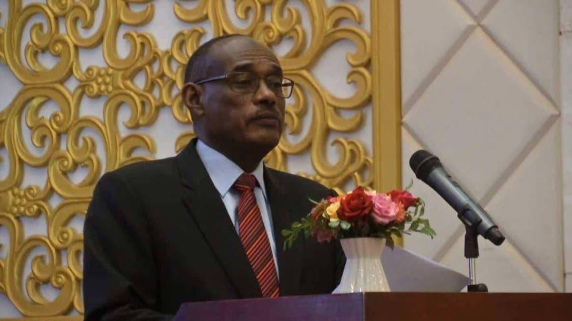 وزير الخارجية السوداني الدرديري محمد أحمد