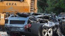 فلپائنی صدر نے70 لگژری گاڑیوں پر بلڈوزر چڑھا دیے:وڈیو