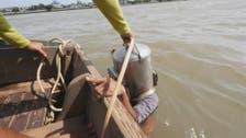 Thai 'Indiana Jones' divers scour murky river for treasure