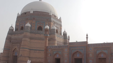 VIDEO: Why millions visit this Tughlaq dynasty tomb in Pakistan's Multan