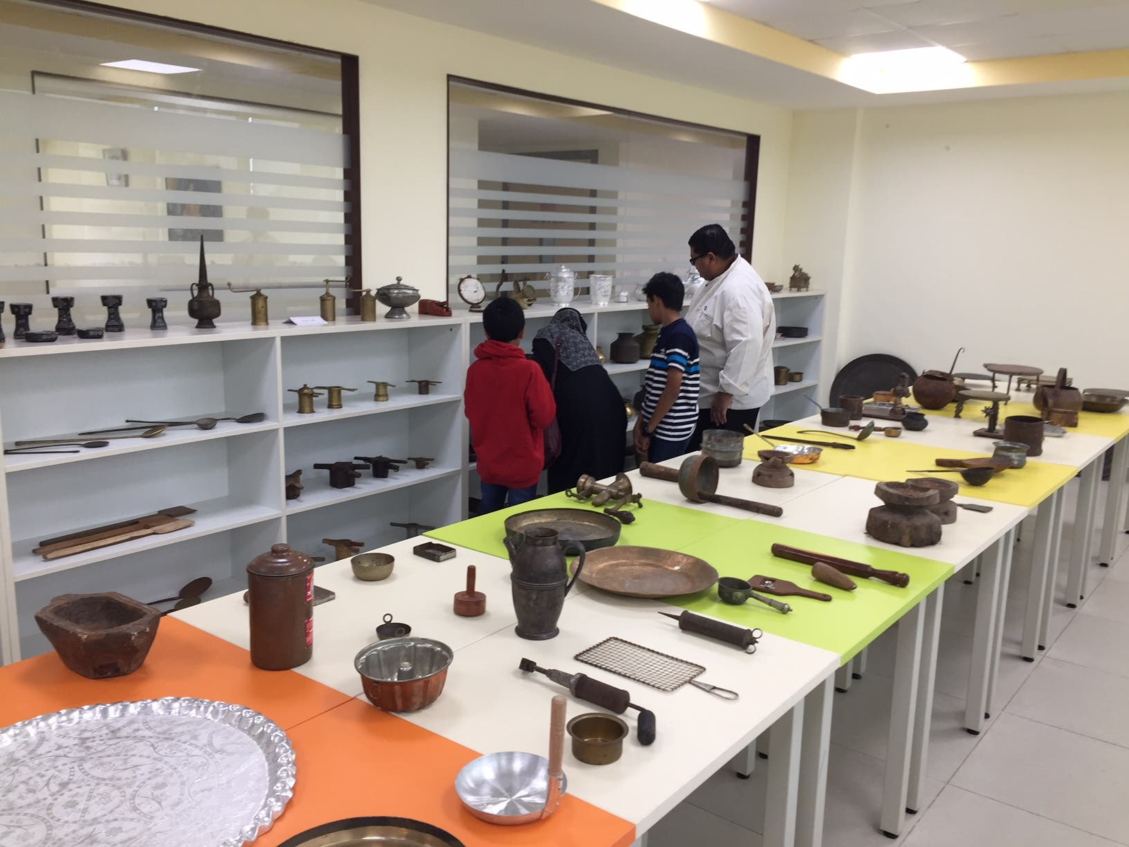 The Museum of Culinary Arts at Manipal in India's Karnataka. (Supplied)