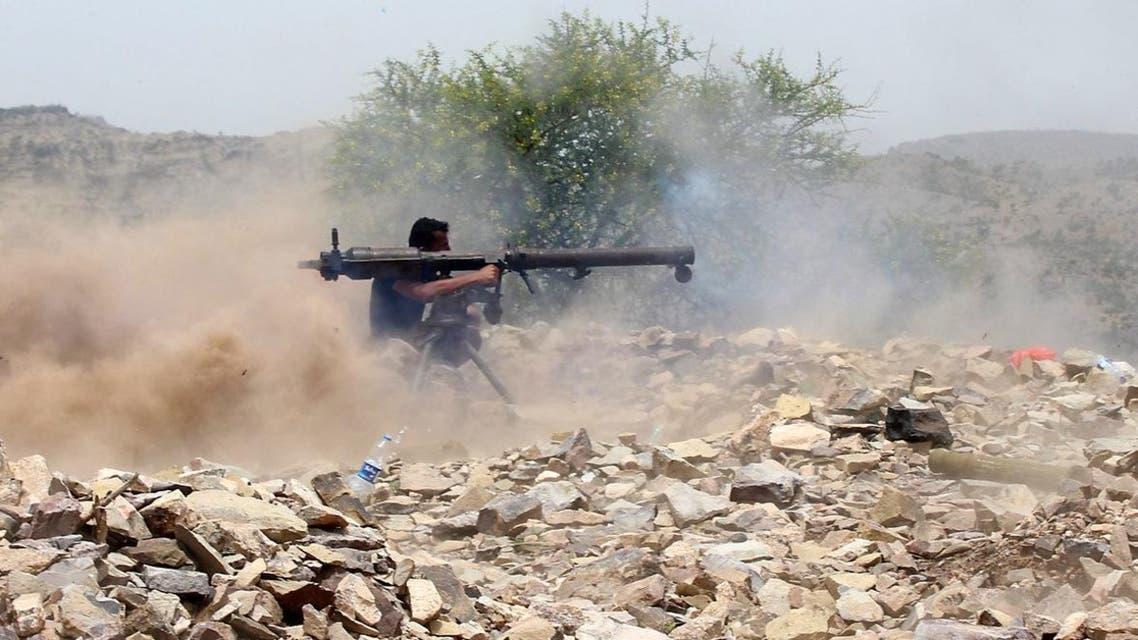 Yemen military (Supplied)