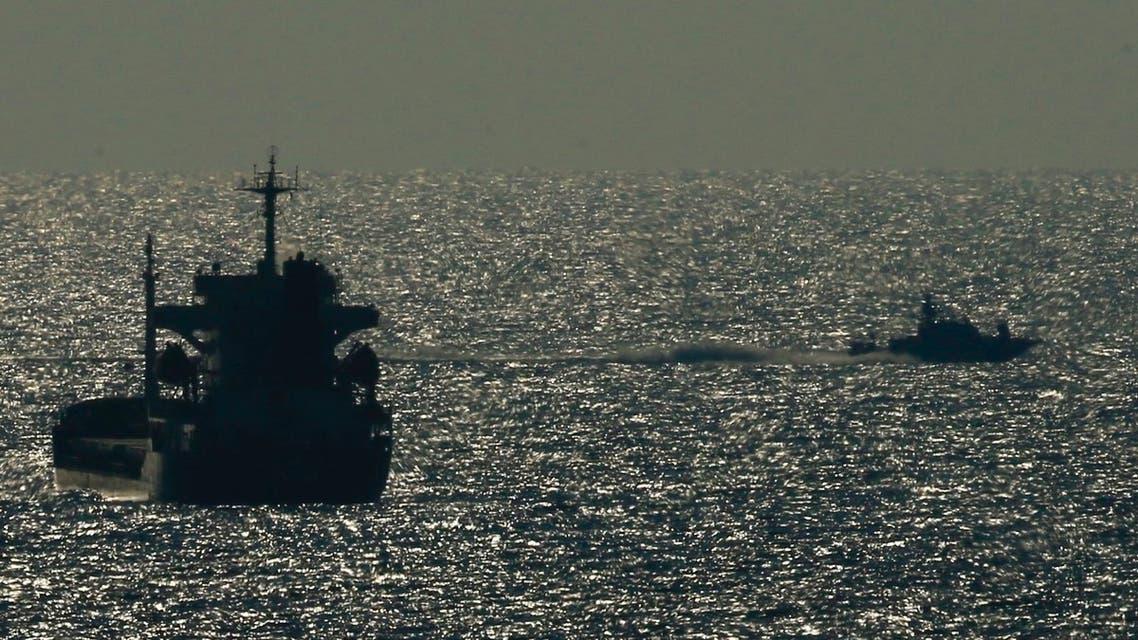 البحرية الإسرائيلية قبالة ميناء أسدود 30-7-2018