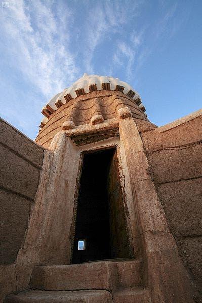 Clay houses Najran Saudi 1 (Supplied)