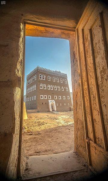 Clay houses Najran Saudi 4 (Supplied)