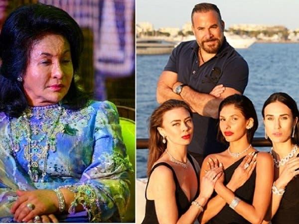 مجوهراتي لبناني يقاضي زوجة رئيس وزراء ماليزيا السابق