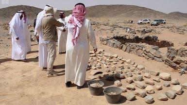 كشف أثري مهم قرب الرياض.. موطن لصهر المعدن قبل 1200 عام
