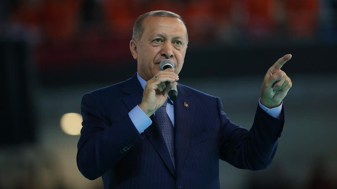TURKEY ERDOGAN (AFP)