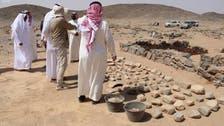 Saudi Ad-Dawadimi unlock new excavations of minerals dating 1200 years