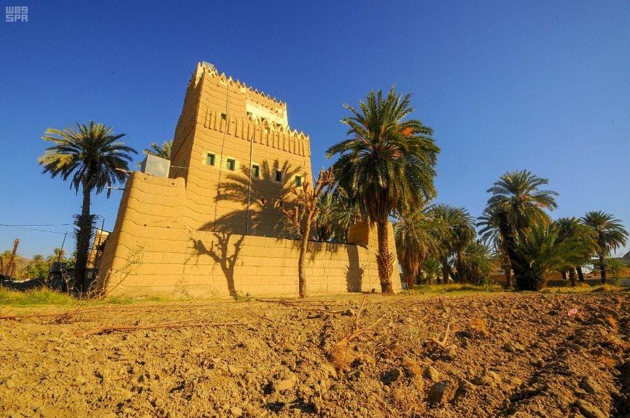 Clay houses Najran Saudi 3 (Supplied)