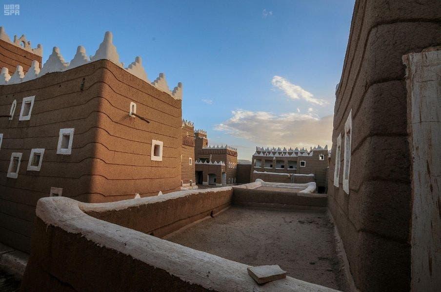 Clay houses Najran Saudi 6(Supplied)