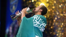 Saudi Arabia's Dossary wins FIFA eWorld Cup in London