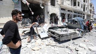 الأمم المتحدة تدين الهجمات المروعة شمال غرب سوريا