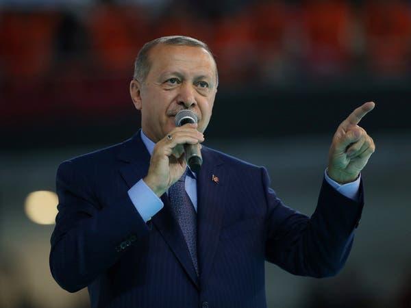 أردوغان يرد.. ويطلب تجميد أصول وزيرين أميركيين