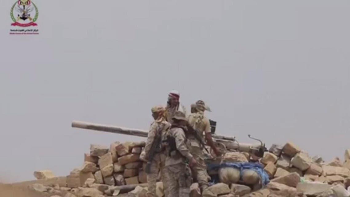 Yemen fighting. (Supplied)