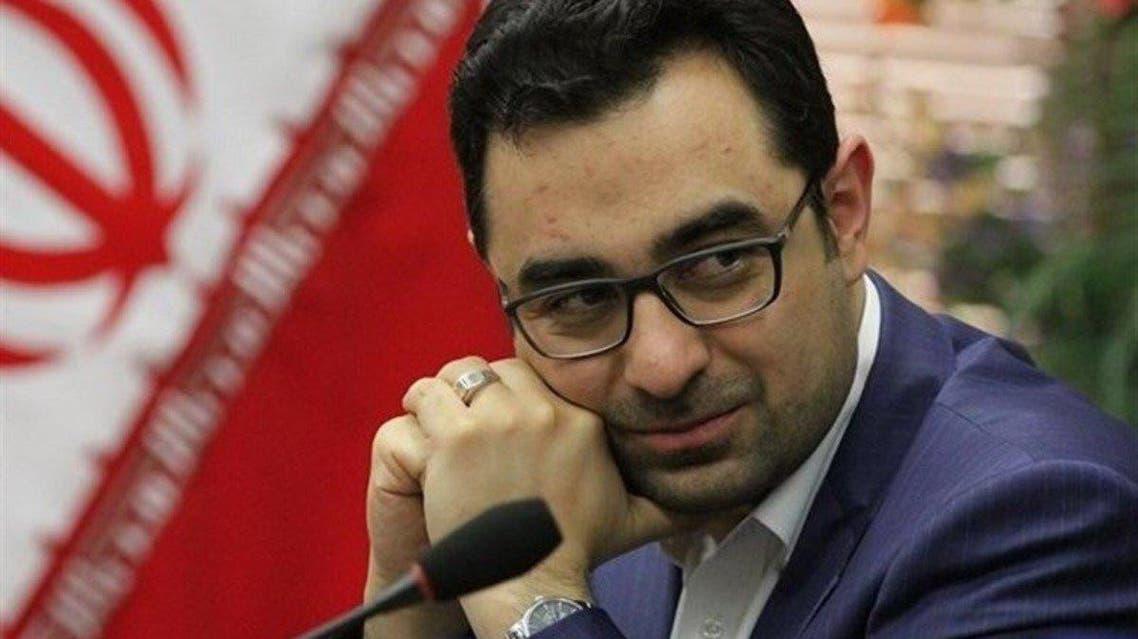 Iran central bank Ahmad Araghchi (Supplied)